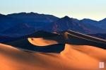 Morning light on Dunes, Death Valley, CA