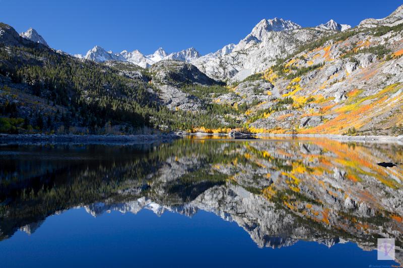 Sabrina Lake, Eastern Sierras